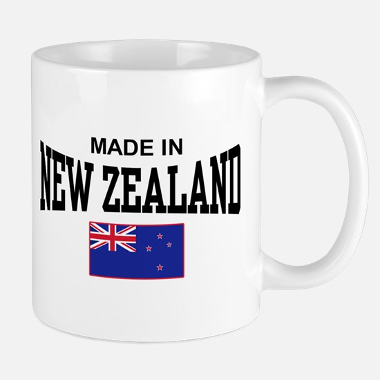 Made In New Zealand Mug