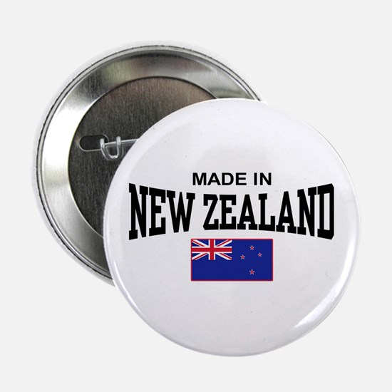 "Made In New Zealand 2.25"" Button"