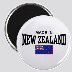 Made In New Zealand Magnet