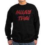 Muay Thai Sweatshirt (dark)
