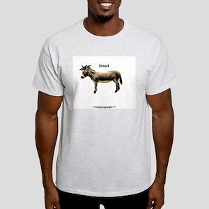 Your Basic SmartASS Ash Grey T-Shirt