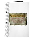 Sexy Ebony BBW AA Bookclub Journal