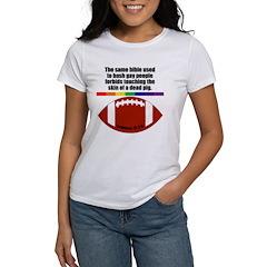 PIGSKIN Women's T-Shirt