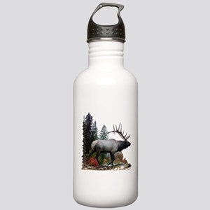 Elkaholic Stainless Water Bottle 1.0L