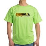 Chiropractors crack people up Green T-Shirt