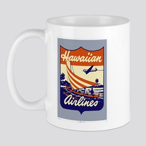 Retro Hawaiian Air Mug