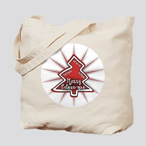 Merry Eclipse-mas Tote Bag