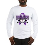 Strike Pancreatic Cancer Long Sleeve T-Shirt