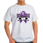 Strike Pancreatic Cancer Light T-Shirt