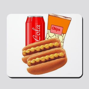 Lunch Combo Mousepad