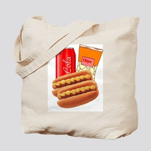 Lunch Combo Tote Bag