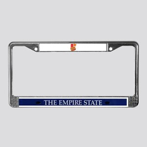 Lunch Combo License Plate Frame