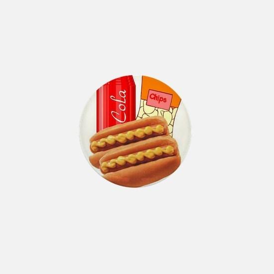 Lunch Combo Mini Button