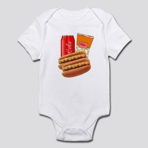 Lunch Combo Infant Bodysuit