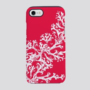 Coral Pattern iPhone 7 Tough Case