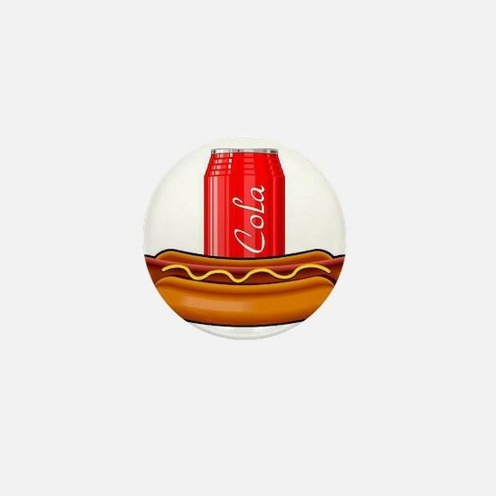 Lunch Special Mini Button
