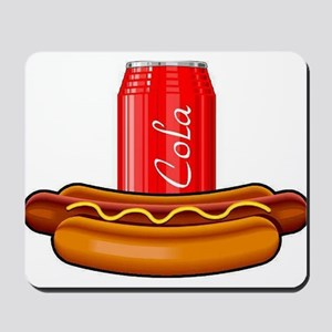Lunch Special Mousepad