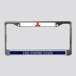Lunch Special License Plate Frame
