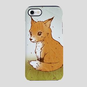 Cute Fox iPhone 7 Tough Case