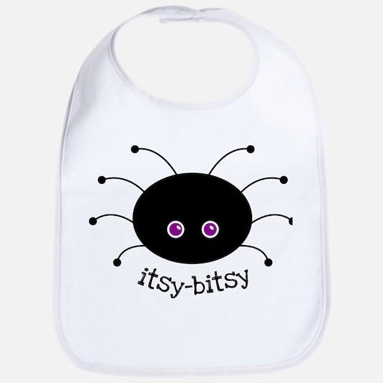 Itsy-Bitsy Spider Bib