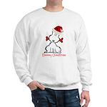 Dog Christmas Sweatshirt