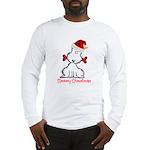 Dog Christmas Long Sleeve T-Shirt