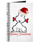 Dog Christmas Journal