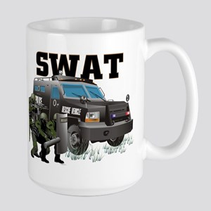Tactical Vehicle Large Mug