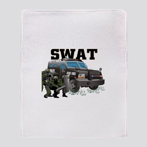 Tactical Vehicle Throw Blanket