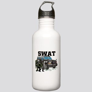 Tactical Vehicle Stainless Water Bottle 1.0L