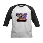 Ride Cure Pancreatic Cancer Kids Baseball Jersey