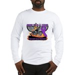 Ride Cure Pancreatic Cancer Long Sleeve T-Shirt