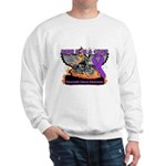 Ride Cure Pancreatic Cancer Sweatshirt