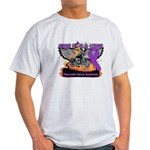 Ride Cure Pancreatic Cancer Light T-Shirt