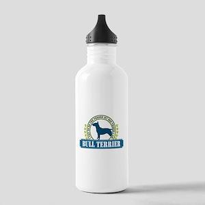 Bull Terrier Stainless Water Bottle 1.0L