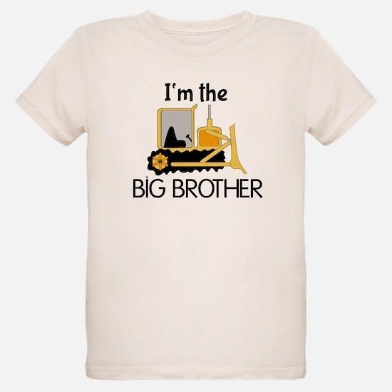 Im the Big Brother Bulldozer T-Shirt