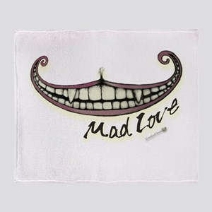 MAD Love Throw Blanket