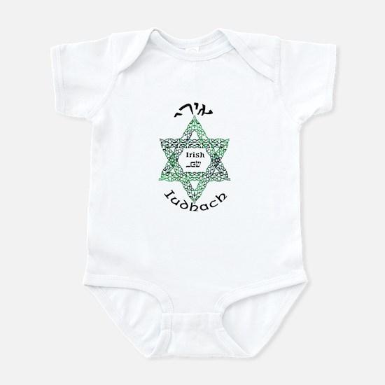 Irish Jew (Hebrew) Infant Creeper