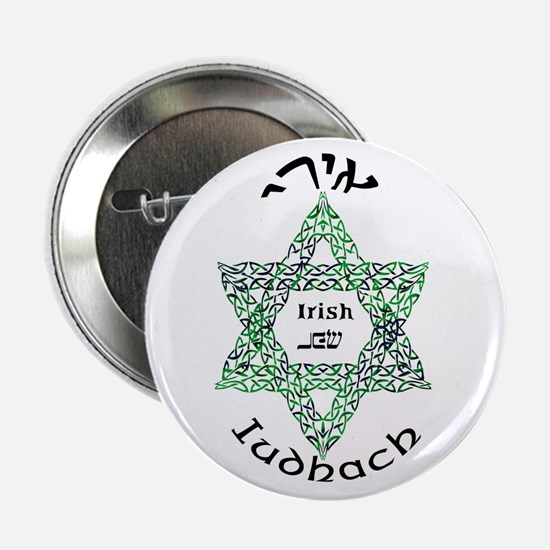Irish Jew (Hebrew) Button