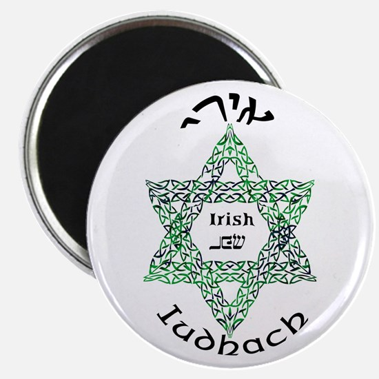 Irish Jew (Hebrew) Magnet