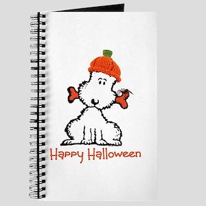 Dog Halloween Journal