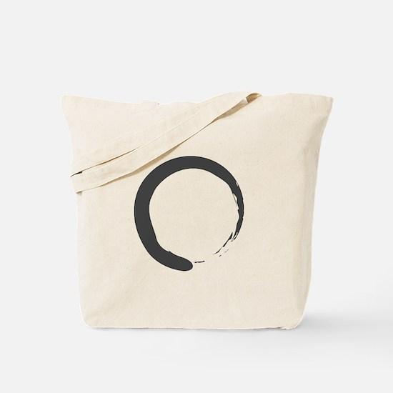 Enso - Zen Circle Tote Bag