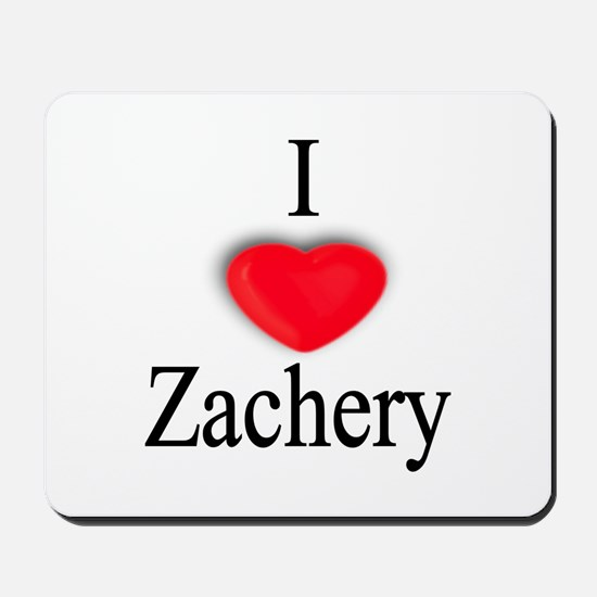 Zachery Mousepad
