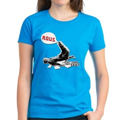 Princess Bride R.O.U.S. Women's Dark T-Shirt
