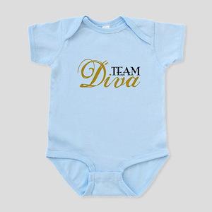 Team Diva Infant Bodysuit