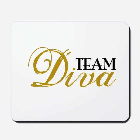 Team Diva Mousepad