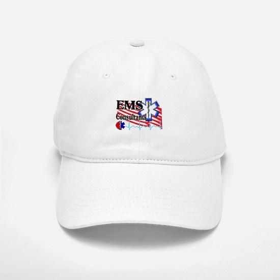 EMC Consultants Baseball Baseball Cap