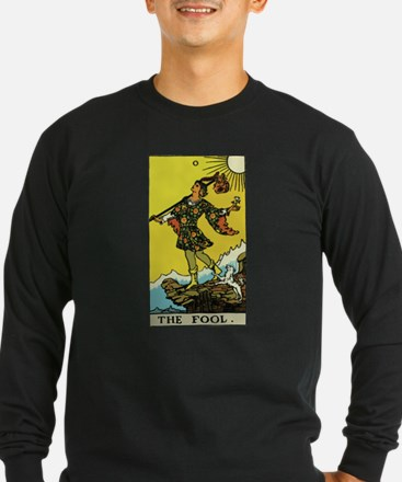 The Fool Tarot Card T