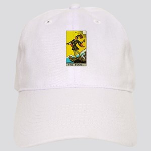 The Fool Tarot Card Cap