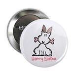 """Dog Easter 2.25"""" Button (10 pack)"""